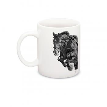 Kubek Skaczący Koń