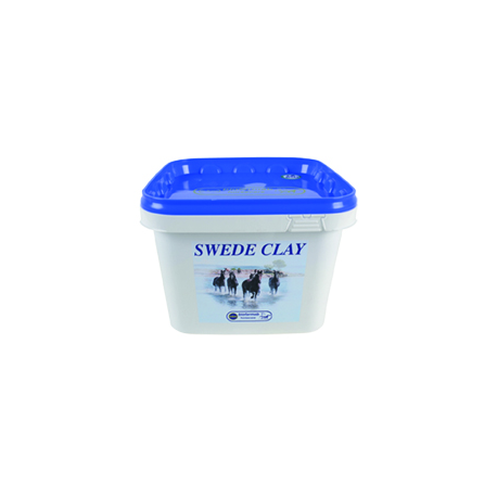 Glinka chłodząco-mineralna Biofarmab Swede Clay 4 kg