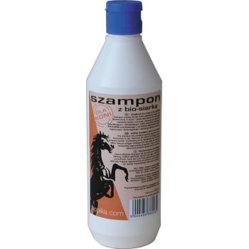 Hippika szampon z bio-siarką 0,5 L