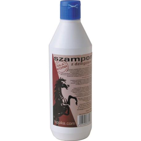 Hippika szampon z dziegciem 0,5 L