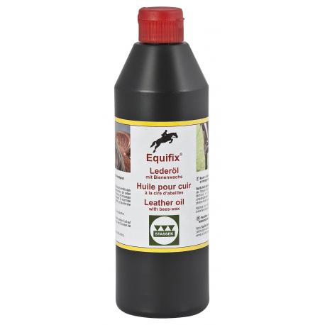 Olej Stassek Equifix z woskiem pszczelim 0.5l