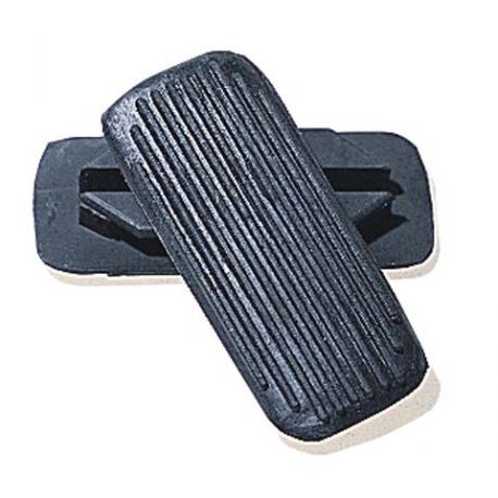Wkładki do strzemion gumowe płaskie