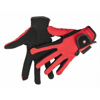 Rękawiczki HKM Nubuk Imitation