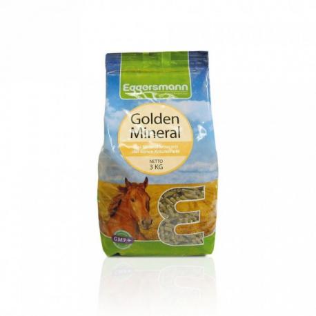 Golden Mineral Eggersmann