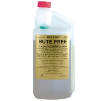 GOLD LABEL Bute Free preparat wzmacniający stawy i mięśnie