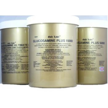 GOLD LABEL Glucosamine Plus 15000