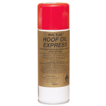 GOLD LABEL Hoof Oil Express 400 ml