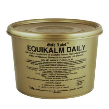 GOLD LABEL Equikalm Daily preparat uspokajający
