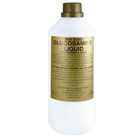 GOLD LABEL Glucosamine preparat wzmacniający stawy 1 L