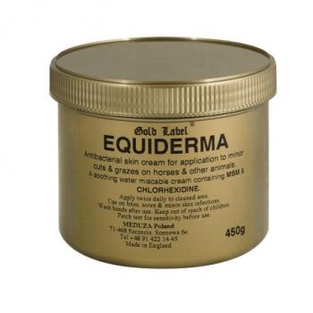 GOLD LABEL Equiderma balsam na otarcia i rany 450 g