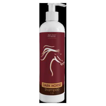 Over Horse Dark Horse Shampoo szampon do ciemnej sierści 400 ml
