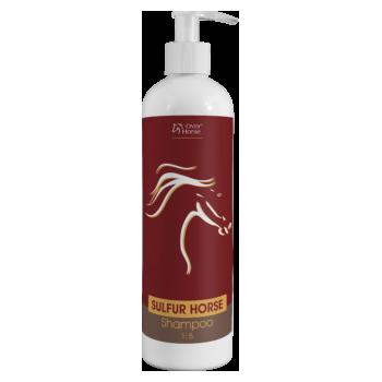 Over Horse Sulfur Horse Shampoo szampon z aktywną biosiarką