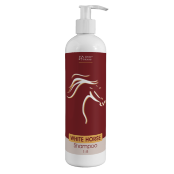 OVER HORSE WHITE HORSE Shampoo