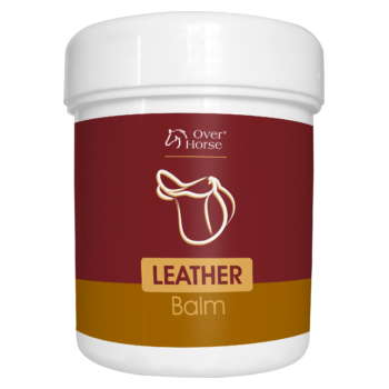 Over Horse Leather Balm balsam do skór 450 ml