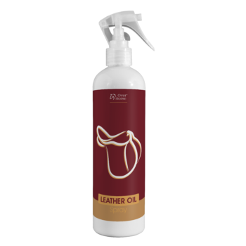 OVER HORSE Leather Oil Spray olej do skór 400 ml