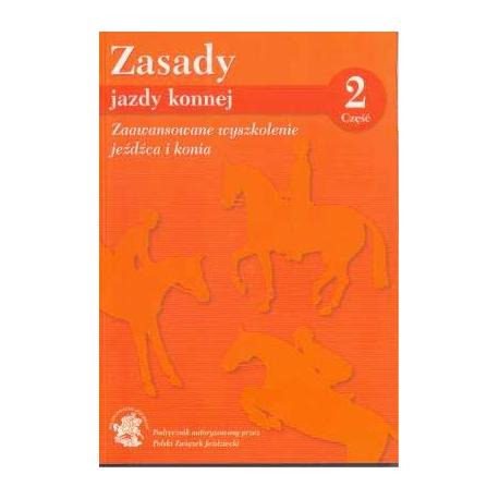 Książka Zasady Jazdy Konnej cz. 2