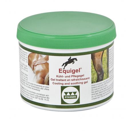 Equigel Stassek żel chłodząco-regenerujący