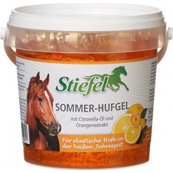 Balsam do kopyt Stiefel Sommer-Huf-Gel 500ml