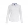 Koszulka konkursowa Horze Blaire z długim rękawem biała
