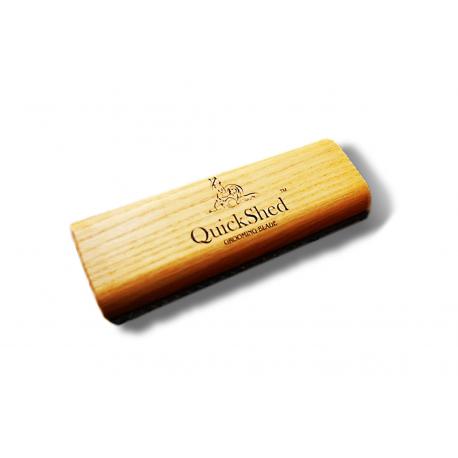 QUICKSHED QS-SLICK szczotka do pielęgnacji sierści - dla konia 14 cm