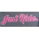Bluza jeździecka Horsense Just Ride Pink