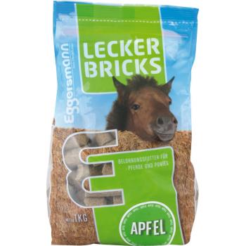 Cukierki Lecker Bricks Eggersmann 1kg