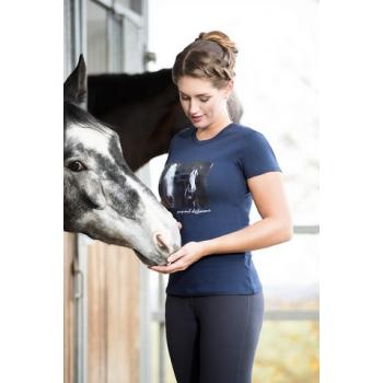 Koszulka damska HKM Two Horses