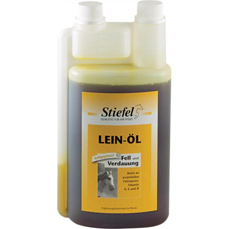Stiefel Olej lniany Lein-Ol 1 L