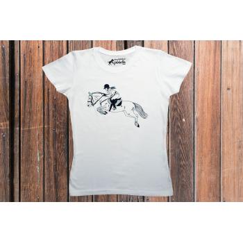 Koszulka damska Jump