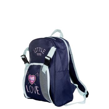 Plecak HKM dziecięcy z mocowaniem na kask Bonnie