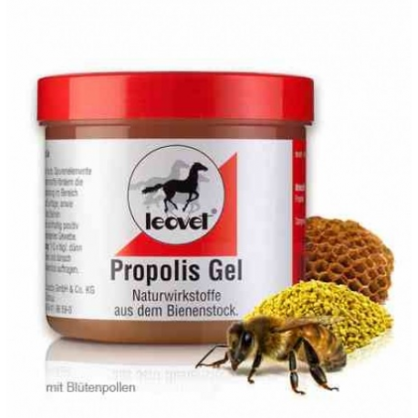 Propolis Żel dla koni Leovet Propolis gel naturalny antybiotyk