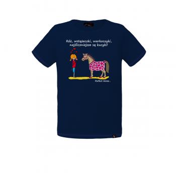 Koszulka dziecięca Kucyk