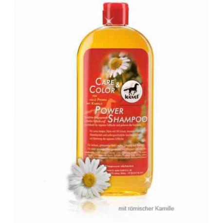 Szampon Leovet Power shampoo Color Care z rumiankiem 500 ml