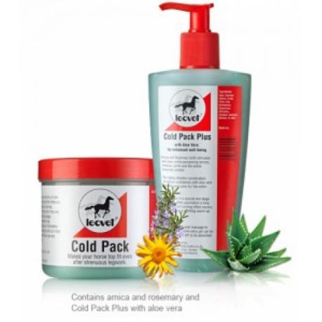 Żel regenerujący ścięgna , stawy i mięśnie konia Leovet Cold Pack 1000 ml