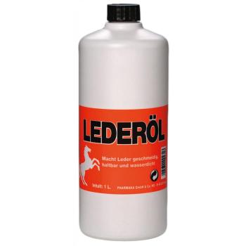Olej do konserwacji skór LEDERÖL 500 ml