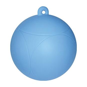 Piłka dla konia niebieska
