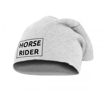 Czapka Horse Rider jasny melanż