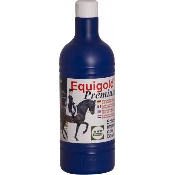 Szampon Stassek Equigold Premium 750 ml z jedwabiem