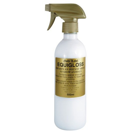 Płyn nabłyszczający Gold Label Equigloss 0.5l