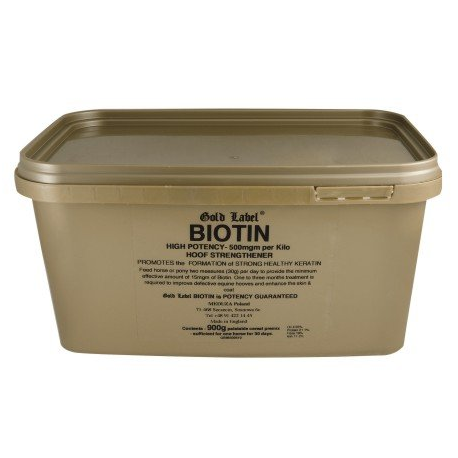 GOLD LABEL Biotyna 900 g