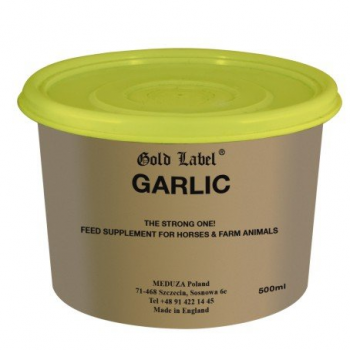 GOLD LABEL czosnek 500 g