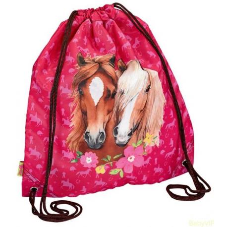 Worek z koniem Pferdefreunde