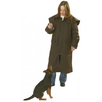 Lavenir olejowany płaszcz angielski